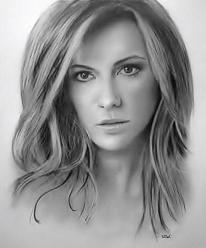 Kate Beckinsale por steve2656